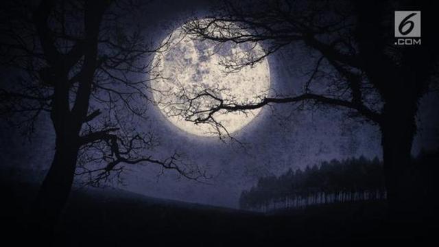 Gerhana Bulan Fenomena Alam Yang Paling Ditakuti Ibu Hamil