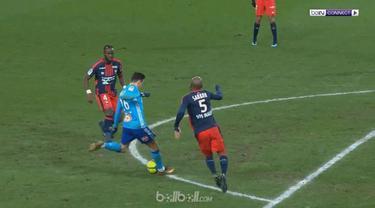 Berita video highlights Ligue 1 2017-2018, Caen vs Marseille, dengan skor 0-2. This video presented by BallBall.