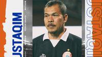 Persija Jakarta - Mustaqim (Bola.com/Adreanus Titus)