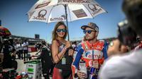 Pembalap asal Australia, Jack Miller, mengincar posisi di tim pabrikan Ducati pada MotoGP 2020. (MotoGP)