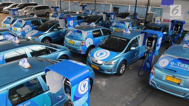 Ada Pandemi Covid 19 Blue Bird Batal Alokasikan Dana Untuk Mobil Listrik Saham Liputan6 Com