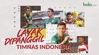 Pemain Bagus di Piala Presiden yang Layak Dipanggil Timnas Indonesia. (Bola.com/Dody Iryawan)