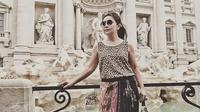 Mayangsari akhirnya bikin Instagram [foto: instagram/mstbtsksh]