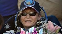 Peggy Whitson, astronot NASA berusia 57 tahun. (Foto: NASA, Mirror)