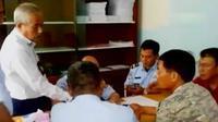Lima pekerja asing asal China masih diperiksa di Kantor Imigrasi Jakarta Timur.