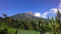 Gunung Merapi dilihat dari Boyolali. Foto: (Fajar Abrori/Liputan6.com)
