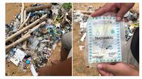Viral, sampah asal Indonesia hanyut hingga ke Phuket, Thailand. (Sumber: Instagram/@ivana_kurniawati)