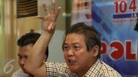 Politisi PDI-Perjuangan, Hendrawan Supratikno (Liputan6.com/Angga Yuniar)