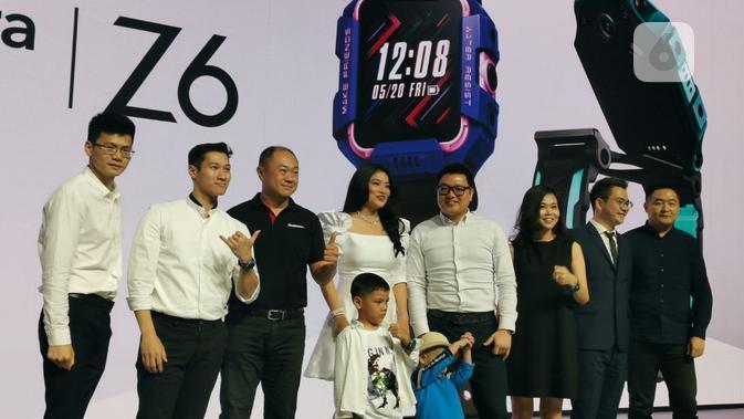 Peluncuran Imoo Watch Phone Z6. Liputan6.com/Andina Librianty