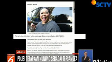 Dalam keterangan kepada penyidik Nunung juga mengakui telah lima bulan mengkonsumsi sabu untuk menjaga stamina.