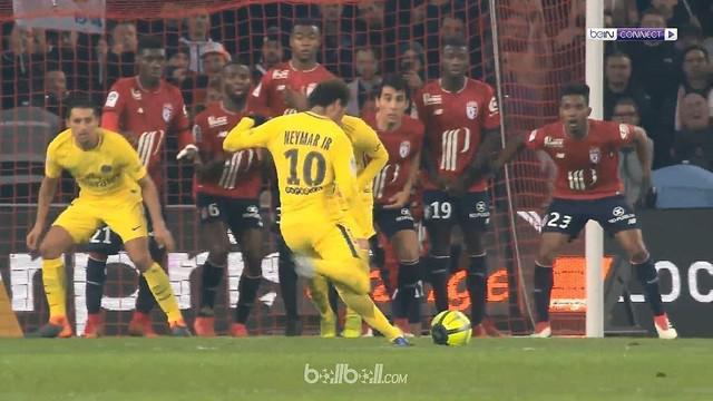 Paris Saint-Germain mencatat kemenangan 3-0 atas tuan rumah Lille di pekan ke-24 Liga Prancis. Menguasai jalannya pertandingan, PS...