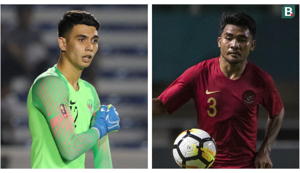 Timnas Indonesia gagal mengulang hasil impresif kala menahan imbang Thailand 2-2. Mengahadapi Vietnam, Tim Garuda kalah telak 0-4 meski mampu menahan imbang 0-0 di babak pertama. Penampilan buruk para pemain menjadi faktor utama di balik kekalahan tersebut. (Kolase Foto Bola.com)
