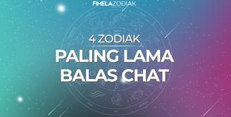 Bikin Geregetan, 4 Zodiak Ini Paling Cuek dan Lama Balas Chat