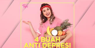 4 Buah Anti Depresi
