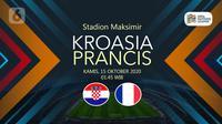 Kroasia vs Prancis (Liputan6.com/Abdillah)