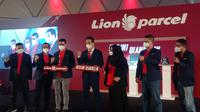 Lion Parcel menggandeng Joe Taslim sebagai brand ambassador.