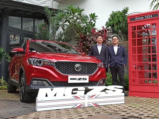 Mg Punya Mobil Listrik Bakal Masuk Indonesia Juga Otomotif Liputan6 Com