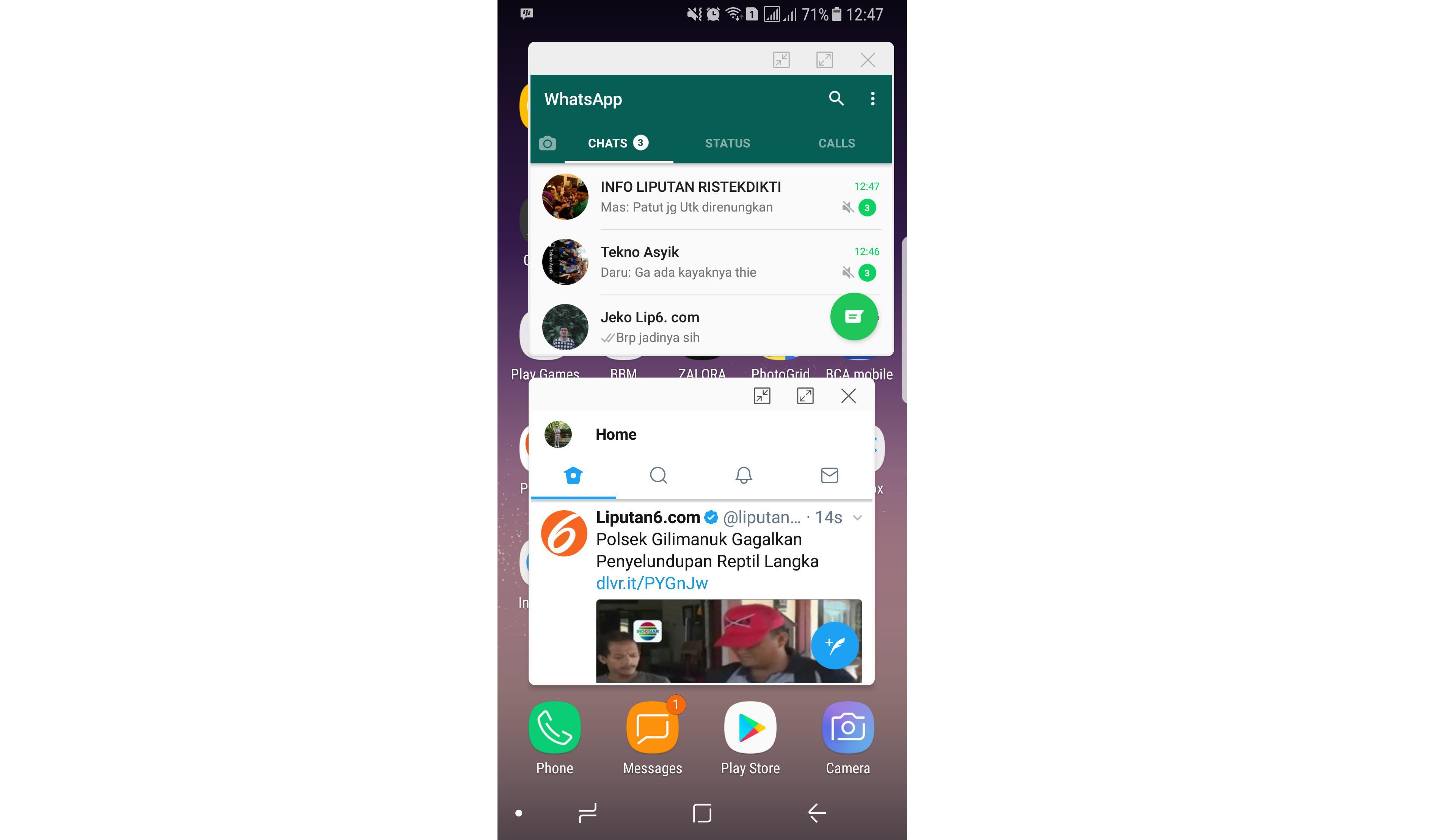 8 Fitur Tersembunyi Di Samsung Galaxy S8 Apa Saja Tekno