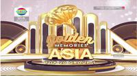 Golden Memories Asia 2019 ditayangkan mulai Senin, 2 September 2019 di Indosiar