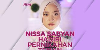 Nissa Sabyan akhirnya tampil di hadapan publik. Yuk, kita cek video di atas!