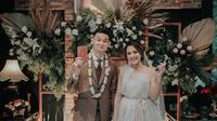 Marcell Darwin dan Nabila Faisal Menikah (Sumber: Instagram/