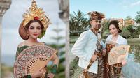 Seleb Indonesia saat Pakai Kebaya Bali (Sumber: Instagram/