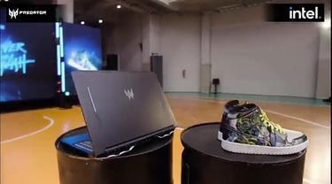 Kolaborasi Acer Predator dan Never Too Lavish