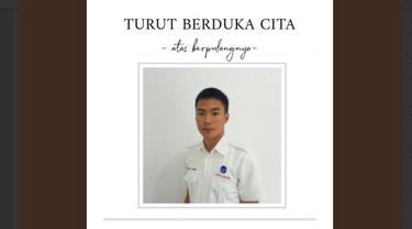 Seorang petugas playanan navigasi penerbangan bernama Anthonius Gunawan Agung meninggal dunia sesaat setelah menjalankan tugasnya saat gempa di Palu, Sulawesi Tengah.
