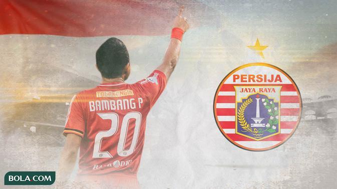 Bambang Pamungkas - Timnas Indonesia dan Persija Jakarta (Bola.com/Adreanus Titus)