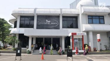 Denyut Planetarium Jakarta yang Terancam Berhenti