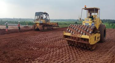 Pembangunan Akses Tol ke Bandara Kertajati Sudah 66 Persen