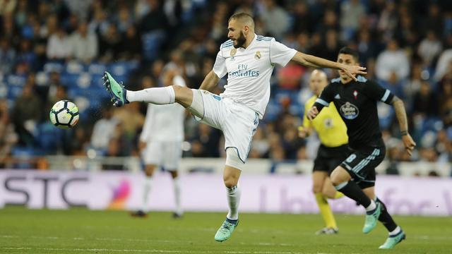 Real Madrid, La Liga, Celta Vigo