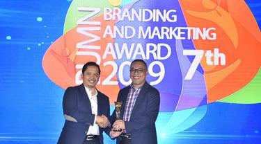 PGN Borong Tiga Penghargaan dari BUMN Branding And Marketing Award 2019