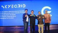 Peluncuran cloud gaming solution Skyegrid di Jakarta, Kamis (9/8/2018). (Foto: Skyegrid)