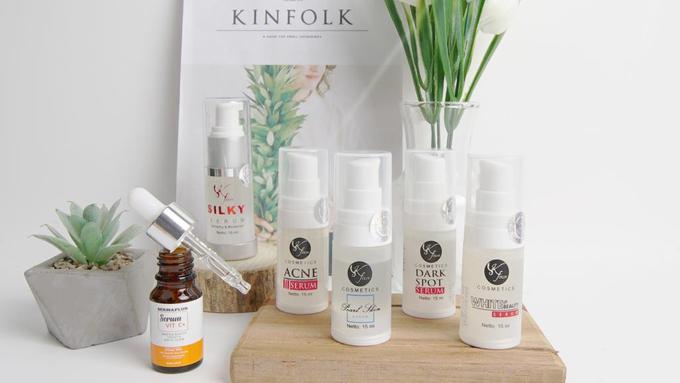 Silky | KF skin cosmetics