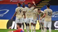 Crystal Palace Vs MU (AFP/ Glyn Kirk)
