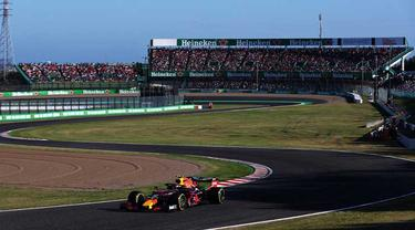 Honda jadi sponsor utama gelaran Formula 1 Grand Prix Jepang 2021