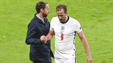 Foto Piala Eropa: Timnas Inggris Ditahan Imbang Skotlandia di Euro 2020