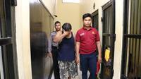 HS, pria Kebumen yang mengaku Kanjeng Sultan, tersangka pencabulan anak di bawah umur. (Foto: Liputan6.com/Polres Kebumen/Muhamad Ridlo)