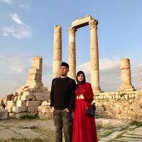Mulan Jameela pakai hijab. (Instagram/mulanjameela1)