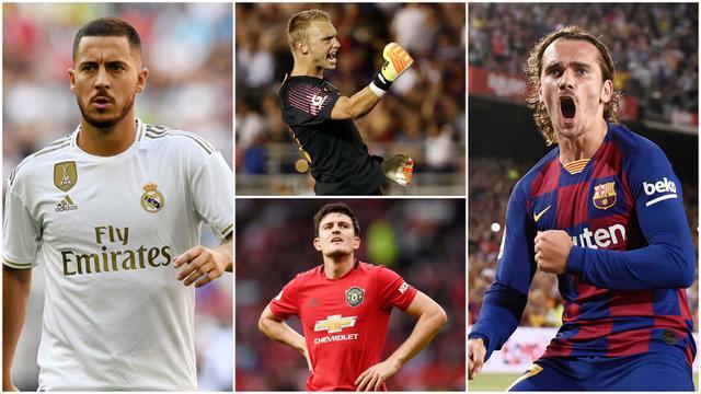 Pemain Muda Termahal Di Bursa Transfer Musim Panas Bola