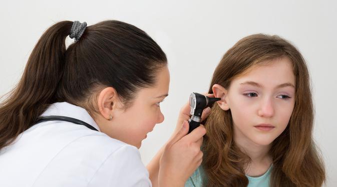 Penyakit Infeksi Telinga - KlikDokter (Andrey_Popov/Shutterstock)