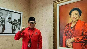 Hasto: Penentuan Capres PDIP Hak Prerogatif Bu Mega
