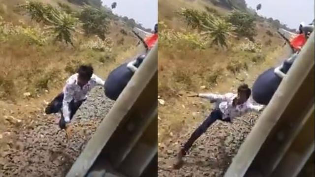 Demi Bikin Video TikTok, Pria Ini Nyaris Kehilangan Nyawa
