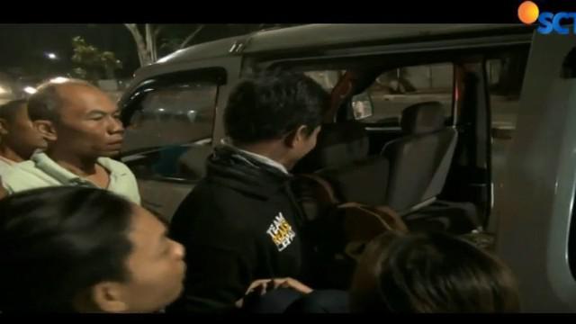 Peristiwa bermula ketika, para peserta sahur on the road melintas dari arah Setia Budi menuju Pejompongan. Tiba-tiba rombongan diserang puluhan orang yang diduga anggota geng motor, dengan menggunakan senjata tajam.