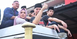 Ahmad Dhani Bebas (Foto: Adrian Putra/Fimela.com)