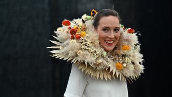 FOTO: Pertunjukan Bunga di Chelsea Flower Show