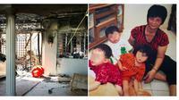 Pengasuh meninggal dunia setelah derita 80% luka bakar usai selamatkan dua orang anak. (Sumber: World of Buzz)