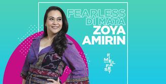 FIMELA FEST 2019 | Fearless di Mata Zoya Amirin