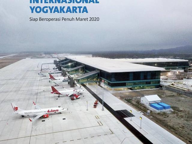 Seluruh Penerbangan Dari Bandara Adisucipto Siap Dialihkan Ke Yia Mulai Kapan Lifestyle Liputan6 Com